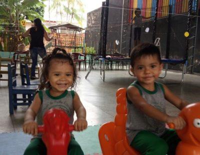 Project 'Speelgoed voor Moaraná'