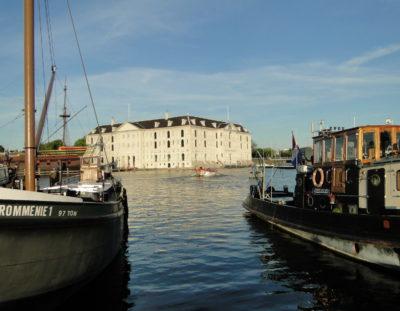 Boottocht Amsterdam voor donateurs